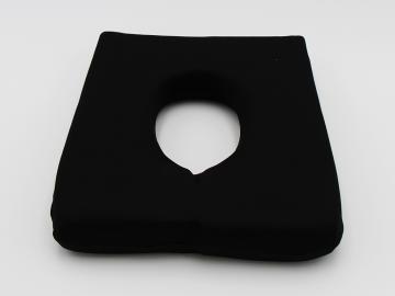 Viskoelastisches Nasenschlitzkissen 29x25x4,5cm