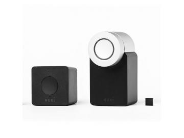 Nuki Combo (Smart Lock + Bridge), schwarz