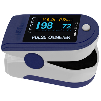 Fingerpulsoximeter